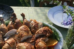 ... Dinner- Roast Chicken with Fennel, Potatoes, and Citrus | Katie Stew